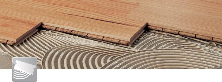 Vloerverwarming   Klein Vloer Bamboe en houten vloeren