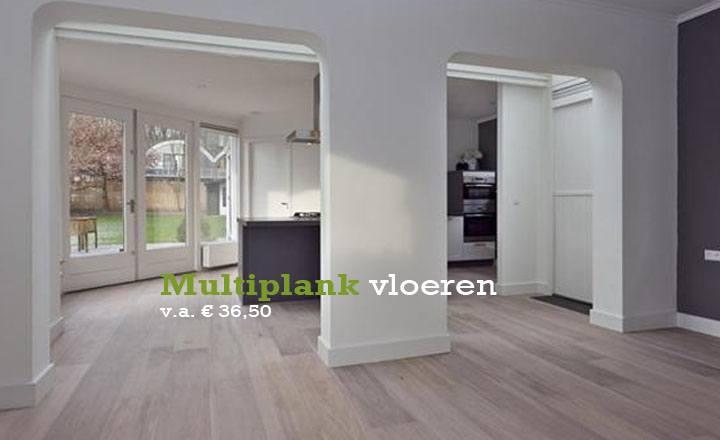 Klein Vloer Multiplank vloeren