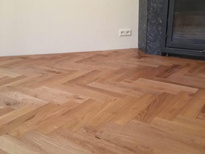 Visgraat klein vloer bamboe en houten vloeren